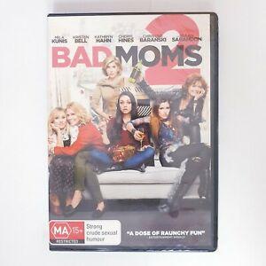 Bad Moms 2 Movie DVD Free Postage Region 4 AUS - Comedy