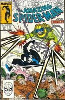 The Amazing Spider Man Vol. 1 299 Survival Of The Hittist! Marvel Comics VF Stoc