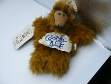 "Vintage 1988 ALF Puppet Burger King Cookin' With Alf 11"" Plush free ship USA"