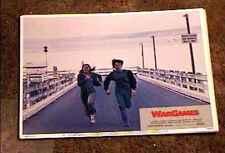 WAR GAMES 1983 LOBBY CARD #7  MATTHEW BRODERICK