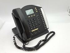 Allworx 9112 Black VoIP Telephone LCD Display Phone Enterprise Company Network