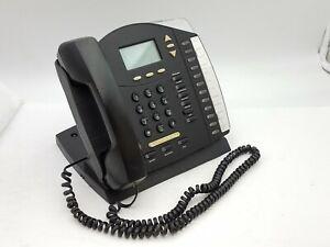 Allworx 9112 Black VoIP Telephone LCD Display Phone Enterprise Company Network