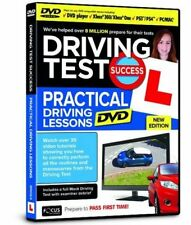 Driving Test Success Practical Driving Lessons DVD 2016 New Edition - New