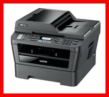 Brother MFC-7860DW Printer -- REFURBISHED ! -- w/ NEW Toner & NEW Drum !!!
