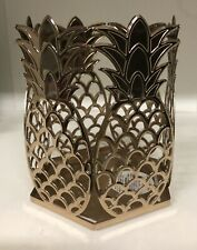 Bath and Body Works Pineapple Candle Holder Sleeve New