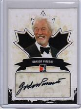 GORDON PINSENT 10/11 ITG Canadiana Auto Autograph A-GP1 Actor The Forest Rangers