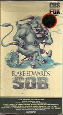 S.O.B. (VHS) Rare Comedy Satire OOP HTF Blake Edwards William Holden