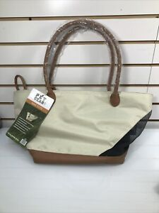 Pet Gear R&R Tote Pet Travel Carrier Sand Color PG7450SN New