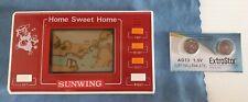 Game LCD Home Sweet Home Sunwing