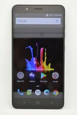 Unlocked GSM ZTE BLADE Z MAX Z982  32GB Black T-MOBILE METRO PCS AT&T CRICKET