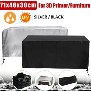 "28X18X12"" 3D Printer Dust-Proof Dust Cover For Workforce/OfficeJet Printer Q ζ"