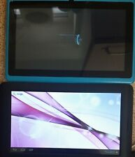 2 Android Tablets cheap to clear please  read description