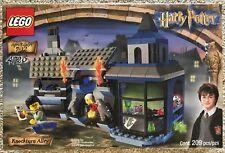 LEGO HARRY POTTER Knockturn Alley (4720) NEW, SEALED, RETIRED