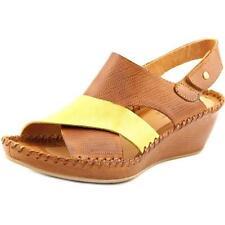 Sandali e scarpe Pikolinos marrone per il mare da donna