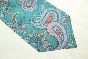 GIORGIO ARMANI Silk tie Made in Italy F14506