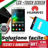 DISPLAY LCD+TOUCH SCREEN PER HUAWEI G PLAY MINI CHC-U01 HONOR 4C VETRO SCHERMO