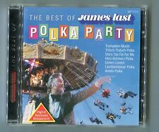 James Last cd POLKA PARTY the best of james last ©1998 Polydor 557 717-2