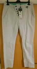 ELEVEN PARIS BAYL LOW CROTCH CHINO SIZE 32 RRP £94