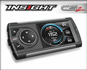 Edge 84030 Insight CS2 Gauge Monitor for Silverado/Sierra/F-Series/Tundra/Ram