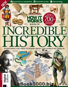 How it works book Incredible History W50 9781838503468