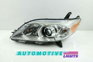 GENUINE OEM | 2011-2017 Toyota Sienna Halogen Headlight (Left/Driver)