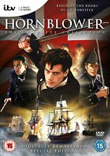 Hornblower The Complete Collection TV Series Region 4 New DVD (4 Discs)