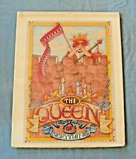 1986 Mary Engelbreit Queen of Everything Poster Print