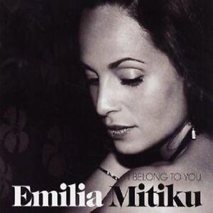 "Emilia Mitiku - ""I Belong to You"" - 2013 - CD Album"
