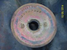 ORIGINAL  MASSEY HARRIS 44 ROW CROP  TRACTOR -ENGINE CRANKSHAFT PULLEY- 1950