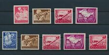 LM82596 India Azad Hind perf/imperf fine lot MNH