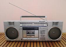 SHARP GF-7500 Weltempfänger Stereo Rekorder Radiorecorder Ghettoblaster Boombox