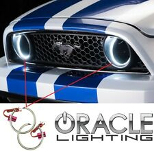 ORACLE Fog Light Halo Kit White - Surface Mount For 2010-2014 Ford Mustang