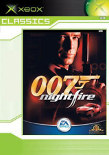 James Bond 007 Nightfire XBOX Classics Jeu complet-Occasion-Vendeur Britannique #1