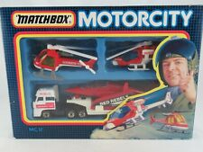 Matchbox MC12 Red Rebels Aerobatic set