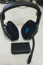 Astro A20 Black/Blue Wireless Gaming Headset W/Transmitter for Sony PS4/PC/MAC