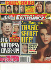 ANN MARGRET TRAGIC SECRET JFK AUTOPSY COVER-UP  METH IVY LEAGUE OBESITY JESUS
