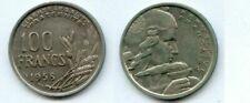 Pièces de monnaie françaises de 100 francs en nickel 100 Francs