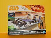 Star Wars Force Link Han Solo Landspeeder