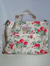 CATH KIDSTON OPEN  CARRY ALL BAG- WILD STRAWBERRY