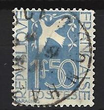 France 1934 Colombe de la Paix Yvert n° 294 oblitéré 1er choix (1)