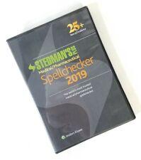 Stedman's Plus Medical/Pharmaceutical Spellchecker 2019
