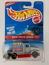 Hot Wheels Race Truck Series #2/4 Kenworth T600 Card #381