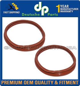 Porsche Cayenne Fuel Pump Tank Seal 955 201 133 01 95520113301 Set of 2