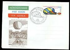 ITALIA REP. - Aerogrammi - 1983 - VOLO IN PALLONE