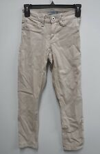 YMI by Royalty Womens Size 4P Beige Skinny Stretch Cropped Pants New No Tags