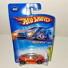 Hot Wheels Realistix 2/20 Mitsubishi Eclipse Concept Car Collector #002 - New