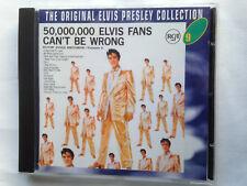 ELVIS PRESLEY - THE ORIGINAL CD COLLECTION VOL 9 - GOLD RECORDS VOL 2