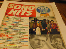 The Beatles  Cover Song Hits Magazine April 1969 Sonny James Johnny Taylor