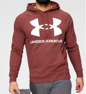 24771507/K145 Under Armour® Kapuzensweatshirt »RIVAL FLEECE BIG LOGO« Gr.M NEU