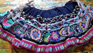 PERUVIAN ANDEAN WOMEN CLOTHES SKIRT OR POLLERA